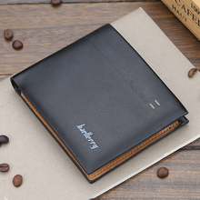 New Men Wallets PU Leather With Coin Pocket Purses Bifold Clutch Male Men's Short Wallets Business Purses for Money Crad Holder comics halo for man wallets games purses leather money and photo slot credit card holder 3d wallets bifold short boys wallets