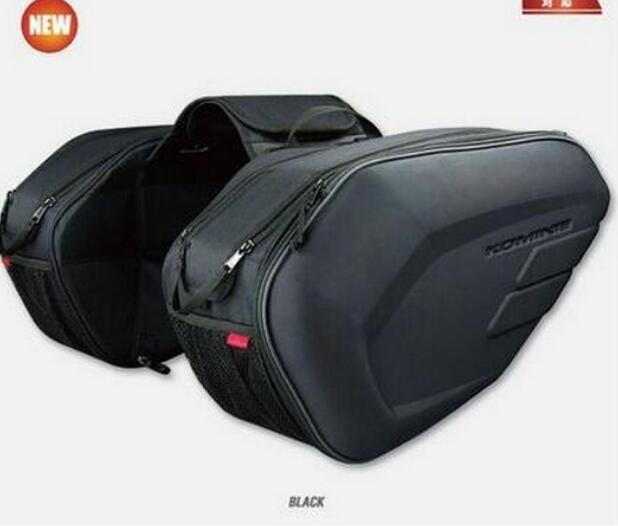 Komine SA 212 saddle bags motorcycle luggage bag tail bag panniers motocross motorcycles FRE