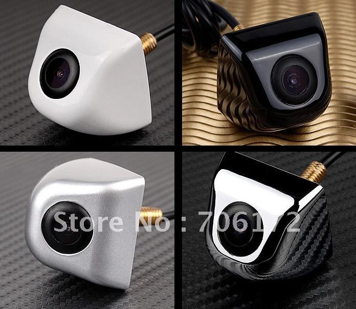 Luxury Newest best design car rear view camera reversing backup rear camera with wide viewing angle waterproof image