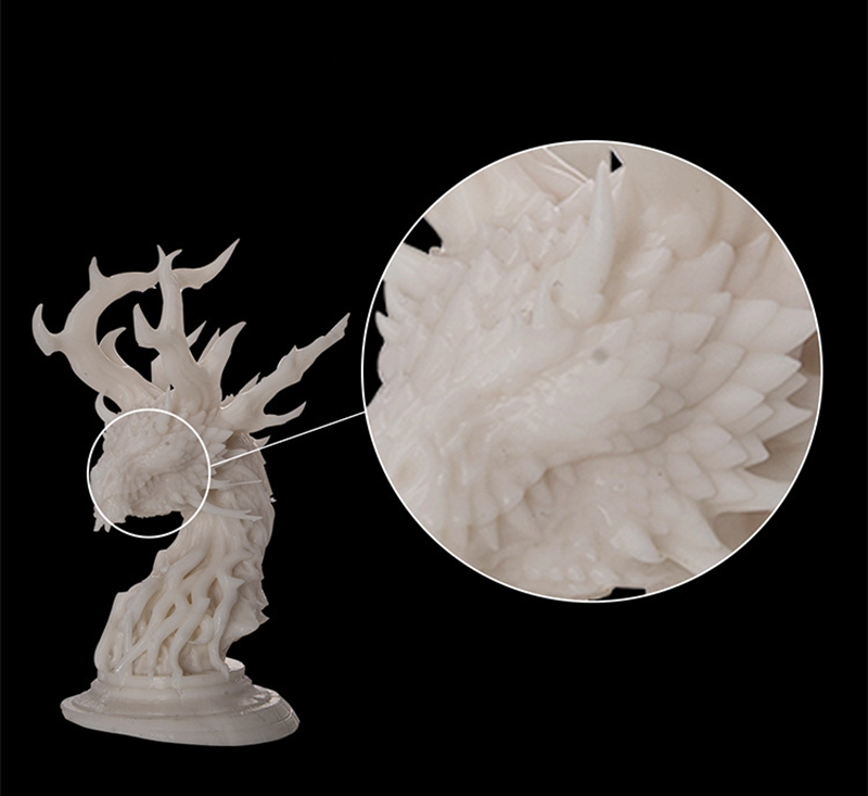 SLA 3D imprimante 405nm UV résine haute précision mini LCD 3D imprimante Photon UV photonique SLA/DLP 3D imprimante dent bijoux - 6