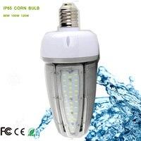 360 Waterproof LED Corn Light Bulb Industrial Lighting 60W 80W 100W 120W Mogul Base E39 LED