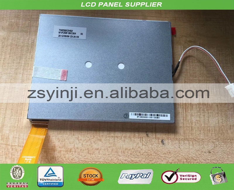 5.6 inch lcd panel TM056KDH01 for DOP-B05S1005.6 inch lcd panel TM056KDH01 for DOP-B05S100
