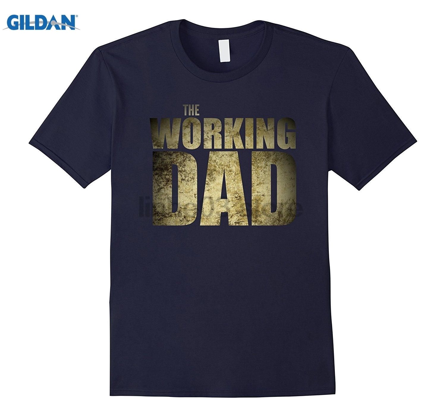 GILDAN Mens The Working Dad Funny Humorous Fathers Day T Shirt Mothers Day Ms. T-shirt