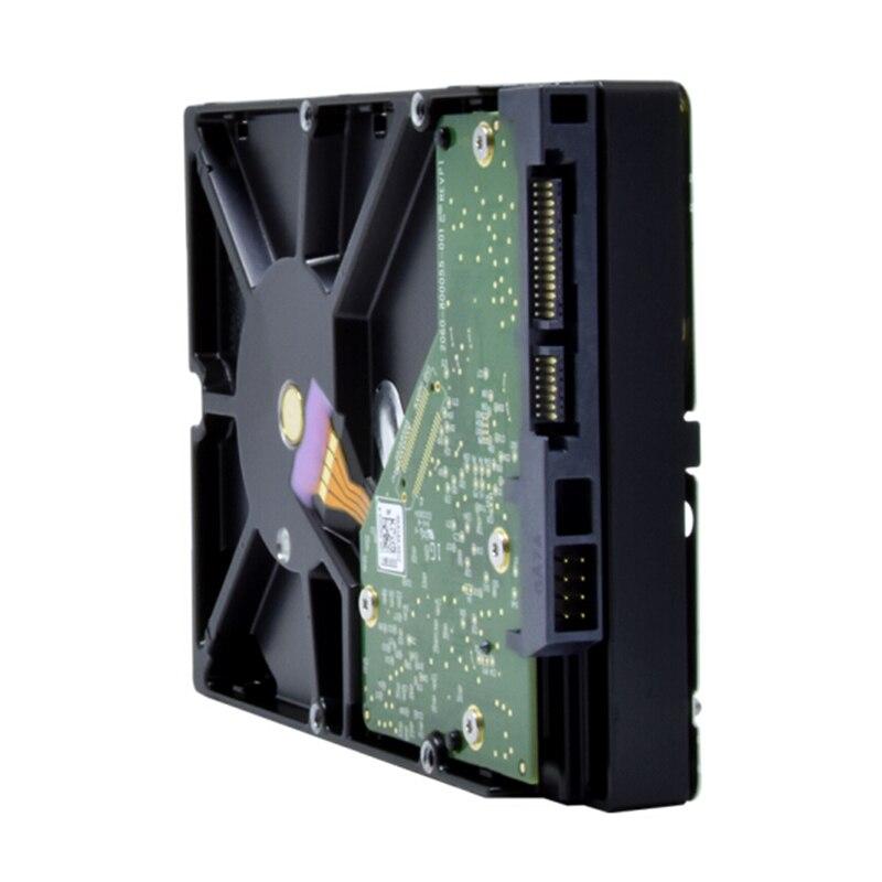 WD Western Digital Blue 4 TO Hdd Sata 3.5 ''Disque Dur Interne Disque Dur Disque Dur Disque Dur Disque Dur De Bureau pour PC - 5