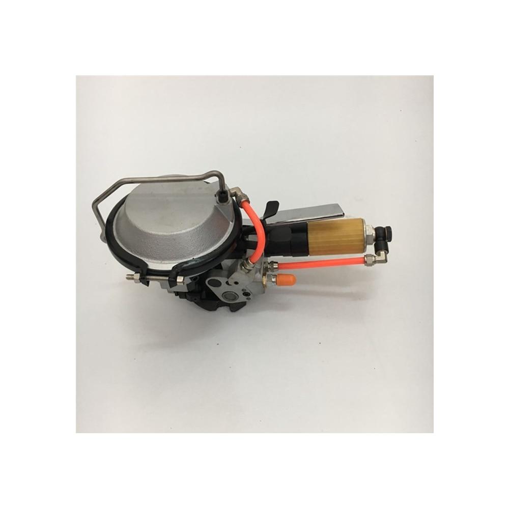 Pneumatikus kombinált acél hevederes szerszám, Acélszalag - Elektromos kéziszerszámok - Fénykép 6