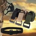 Cinturón Casual hombres Al Aire Libre Del Ejército Blackhawk Cinturón Táctico de Nylon de Ancho Deporte Entrenamiento de Combate Soldado Pretina Cinturones Militares D1