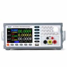 Программируемый Высокой Точности 5-разрядный DC Напряжение регулятор линейный Питание Цвет Экран линейные программируемые DC Питание