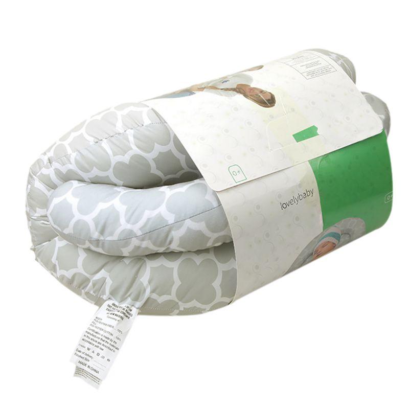 Portableborn Baby Schlaf Matratzen Stellungs Infant Körper Unterstützung Krippe Stoßfänger Pflege Kissen Anti Roll Schlafen Kissen