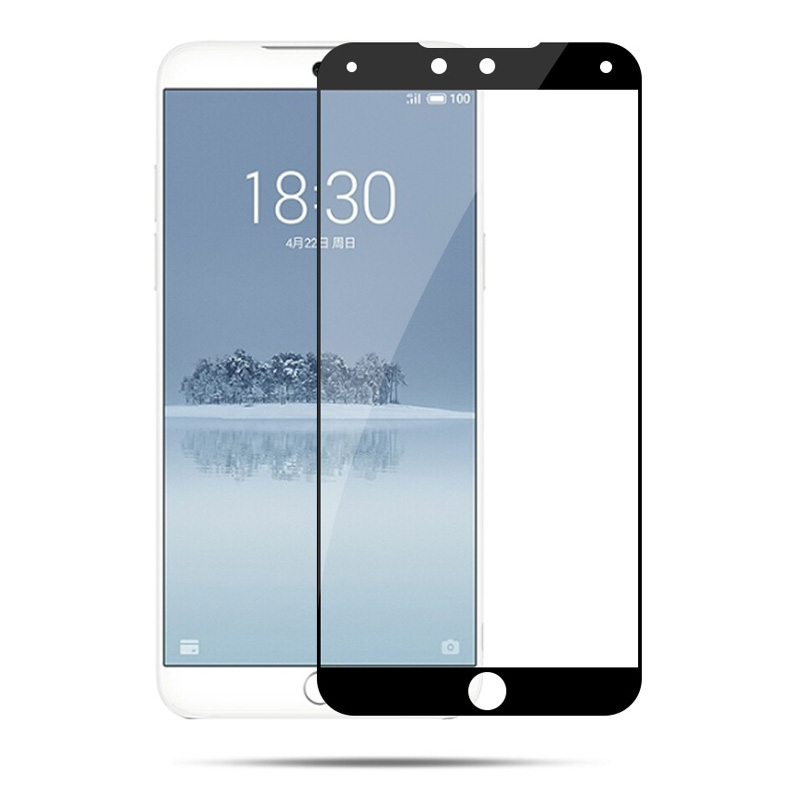 HD Screen Tempered Glass For Meizu 15 Lite Plus M5 M5C M5S M5 Note 15 Screen Protector Full Cover Glass Meizu 15 Protective Film