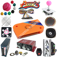 Jamma game DIY kit Arcade bundle parts Pandora 5 multi game PCB board Upgraded Version 960 in 1 box 5 HDMI VGA output
