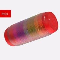 BQ 615 PRO Colorful LED Lights Bluetooth Speaker HIFI Stereo Wireless Portable Speaker Support NFC USB Microphone FM Speakers