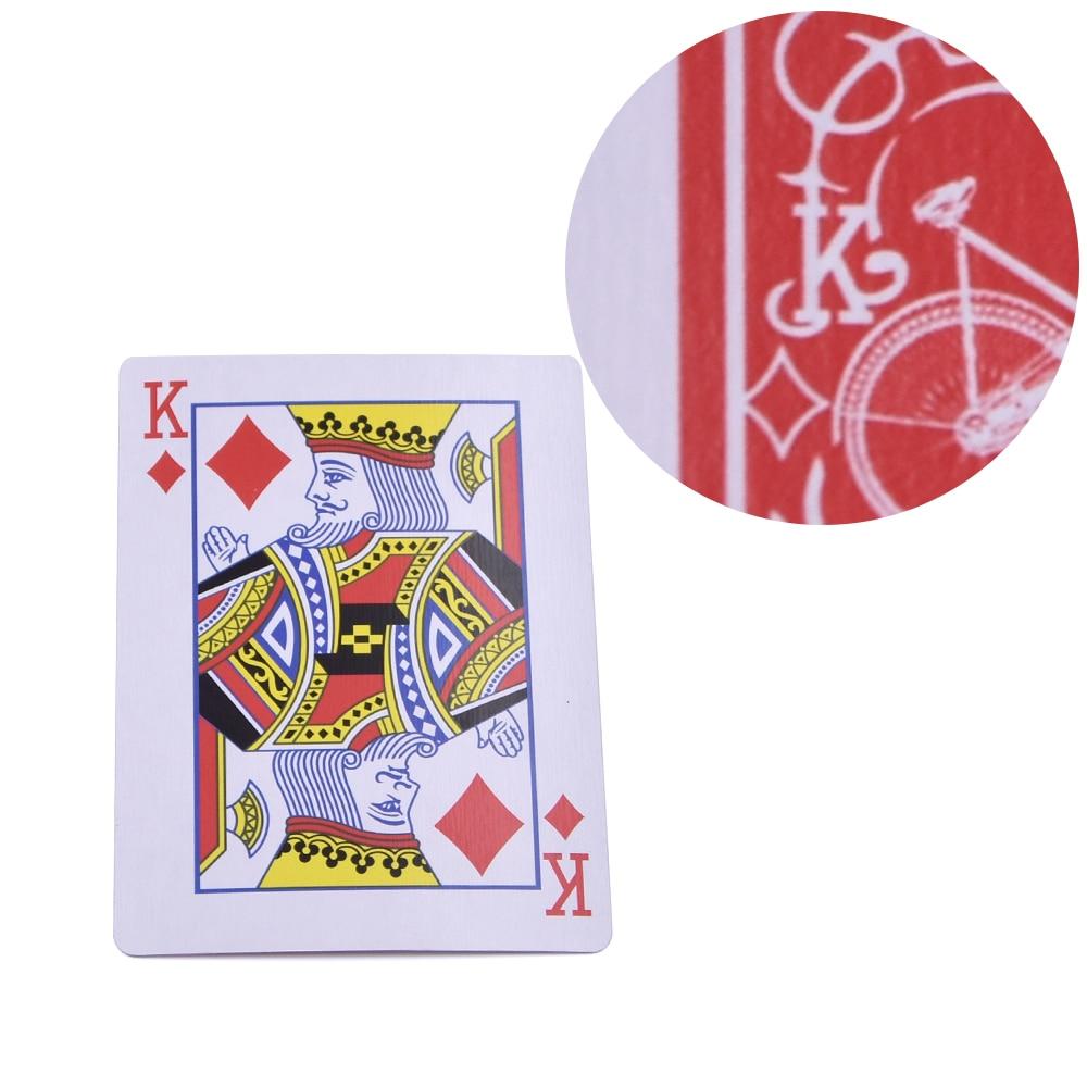 Segredo marcado stripper baralho jogando cartas poker truques mágicos palco magia magia simples mas inesperado mentalismo ilusão adereços