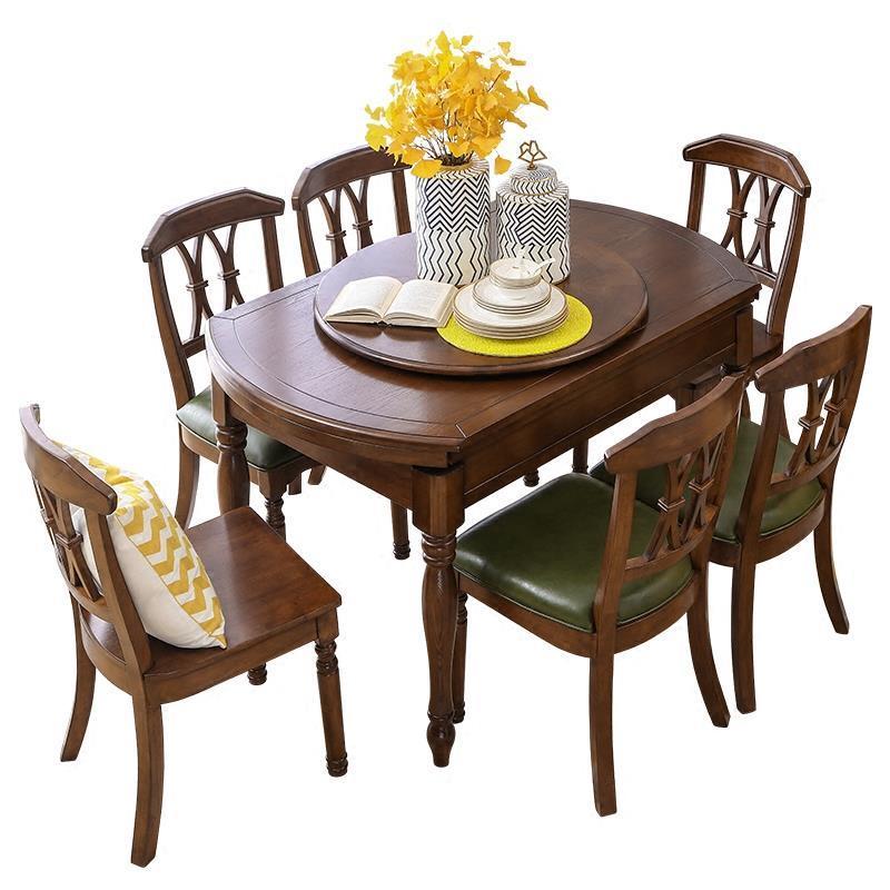 Comedores mueble marmol eet tafel dinning set meja makan shabby chic ...