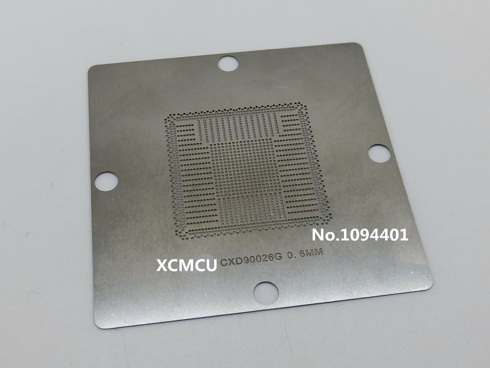 90*90   CXD90026AG  CXD90026G  CXD90037G CXD90043GB  CXD90026BG   Stencil Template