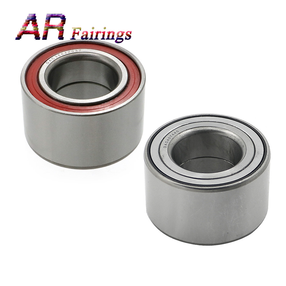 4 Rear Wheel Bearing kits for Polaris Ranger 700 EFI 2006 2007 2008 2009