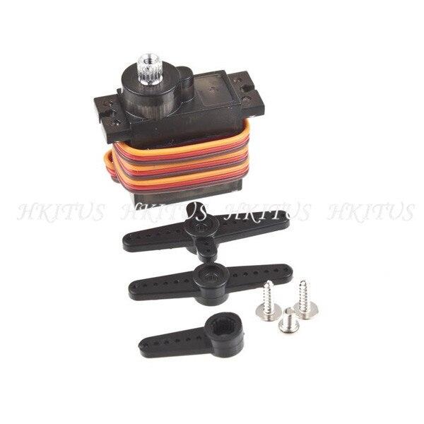 30 x towerpro sg90 9g upgraded metal gear digital servos for Micro servo motor arduino