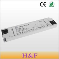 Free Shipping Slim LED Driver 40W 12V 24V Constant Voltage LED Lighting Transformer Adapter Power Supply