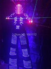 LED Costume / LED Clothing / Light suits / LED Robot suits / robot / led lights costumes