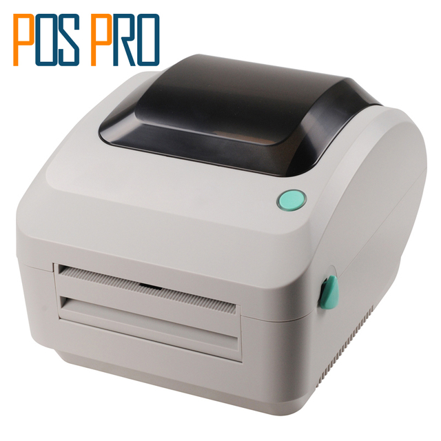 ITPP064 High Quality 4 inch Thermal Label Barcode Printer Free Barcode Software USB Port Compatiable ESC/POS ZPL Command
