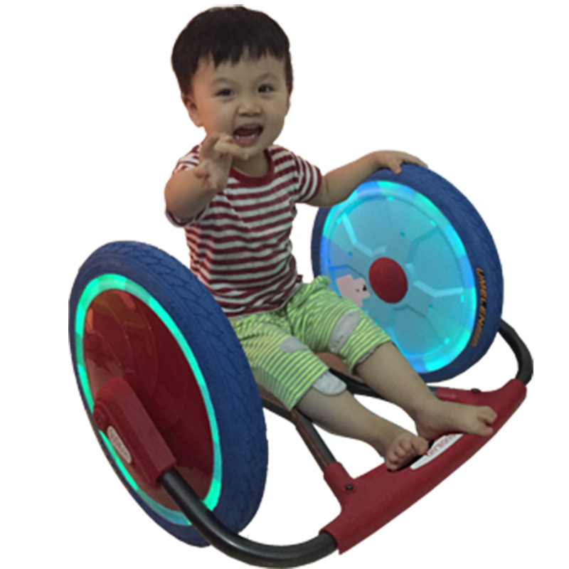 Фото Children baby scooter kids 3 in 1 Flashing Swing Car Lifting 1-9 Years Old boy girl Hand type vehicle Outdoor Toys
