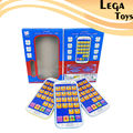 Arabic Language Muslim Toys with 18 Section of The Koran Learning Machine for Kids Educational Toy YPhone with Light 3 Color