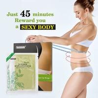 Neutriherbs Detoxifying Slimming Tightening Weight Loss Detox Body Wraps 5pcs Wraps 1box Body Applicators Slimming Creams