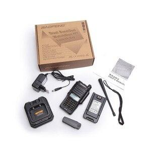 Image 5 - Baofeng UV XR 10W High Power 4800Mah Battery IP67 WaterProof VHF UHF Dual Band Walkie Talkie Two Way Radio