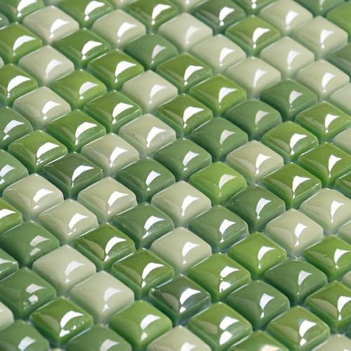 Online kopen Wholesale groen geglazuurde tegels uit China groen ...