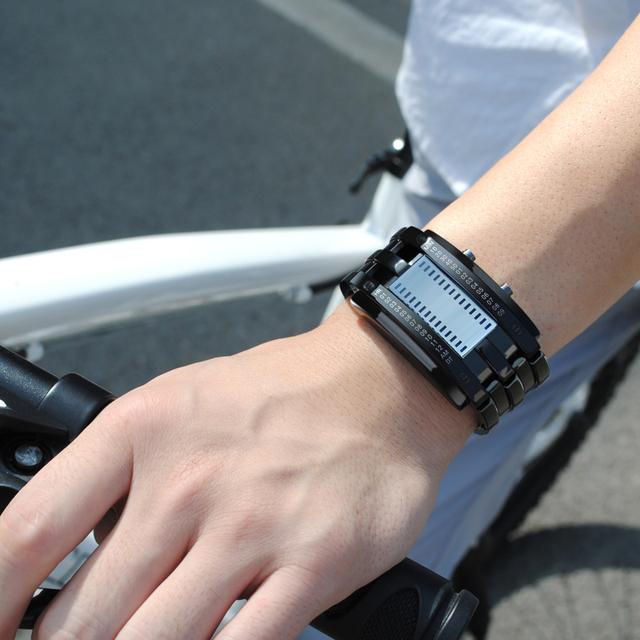 SKMEI Creative Digital Watch Men Fashion Luxury Top Male Sport Clock LED Waterproof Couples Wrist Watches Relogio Masculino 0926