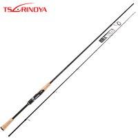 Спиннинговая Удочка TSURINOYA PROFLEX II 2,01 м 2,13 м 2 разделами, спиннинг ML/m power Canne A Peche Carbon Fishing Pole