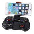 Pg-9033 ipega bluetooth controlador do jogo joystick controlador de jogo sem fio para iphone samsung htc sony android tablet telefone inteligente