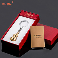 Gourd Pendant Key Chain Car Styling Upscale Keychain Business Gift Key Ring For Jeep Hyundai BMW