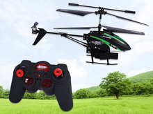 RC Helicopters V398 3 5CH Missile Launching Built in Gyro Infrared LED Lighting Remote Control Heli