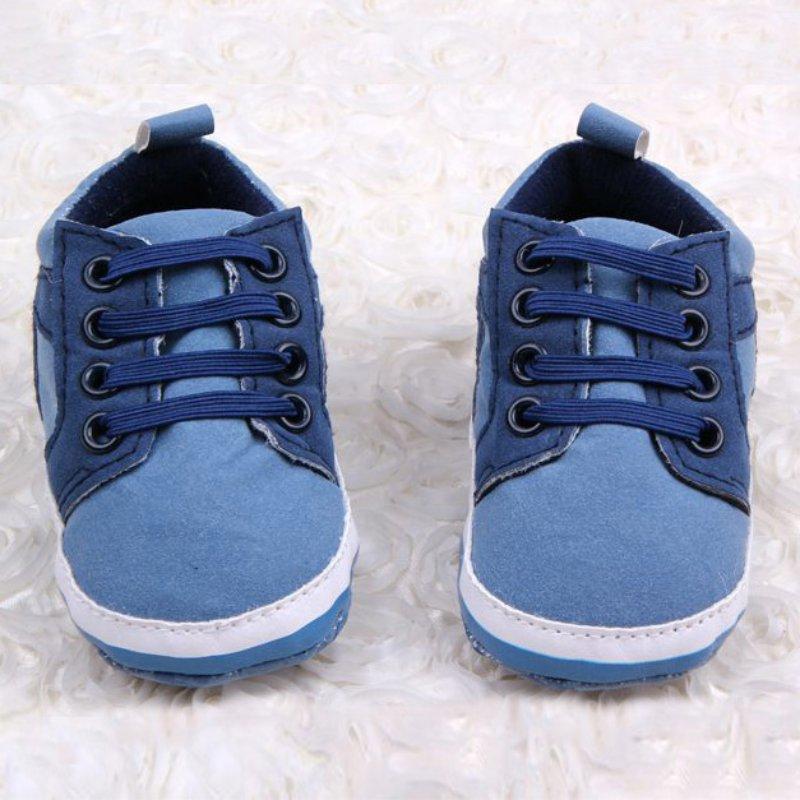 Newborn Baby Boys Girls Shoes Lovely Elegant Anti slip Footwear Casual Kids First Walkers Bebe Toddler
