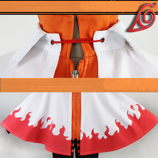 Naruto Yondaime Hokage Cloak