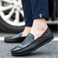 Zapatos de hombre Primavera 2016 nuevos hombres doug cubrezapatos pies transpirable zapatos zapatos casuales perezosos zapatos de conducción