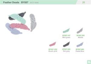 Image 5 - Fkisbox Cuentas de plumas de silicona para dentición de recién nacido, cadena de chupete para dentición, 50 unidades