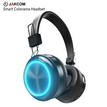 JAKCOM BH3 Smart Colorama Headset New Product of Headphones As colorful Breathing Light FM Radio Bluetooth TF card Player все цены