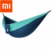 XIAOMI Body Massage Hammock Swing Bed 1 2Person Parachute Hammocks Max Load 300KG for Outdoor Camping Swings Relax Health Care