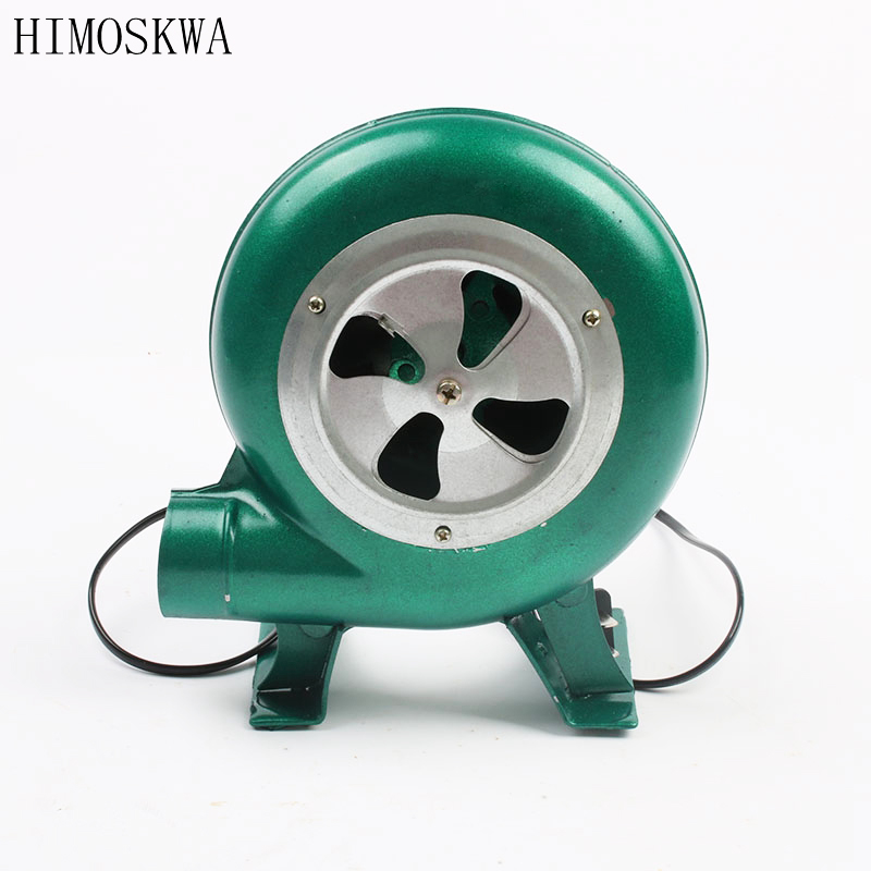 цена на HIMOSKWA 220V High quality household blower Barbecue blower Small centrifugal blower