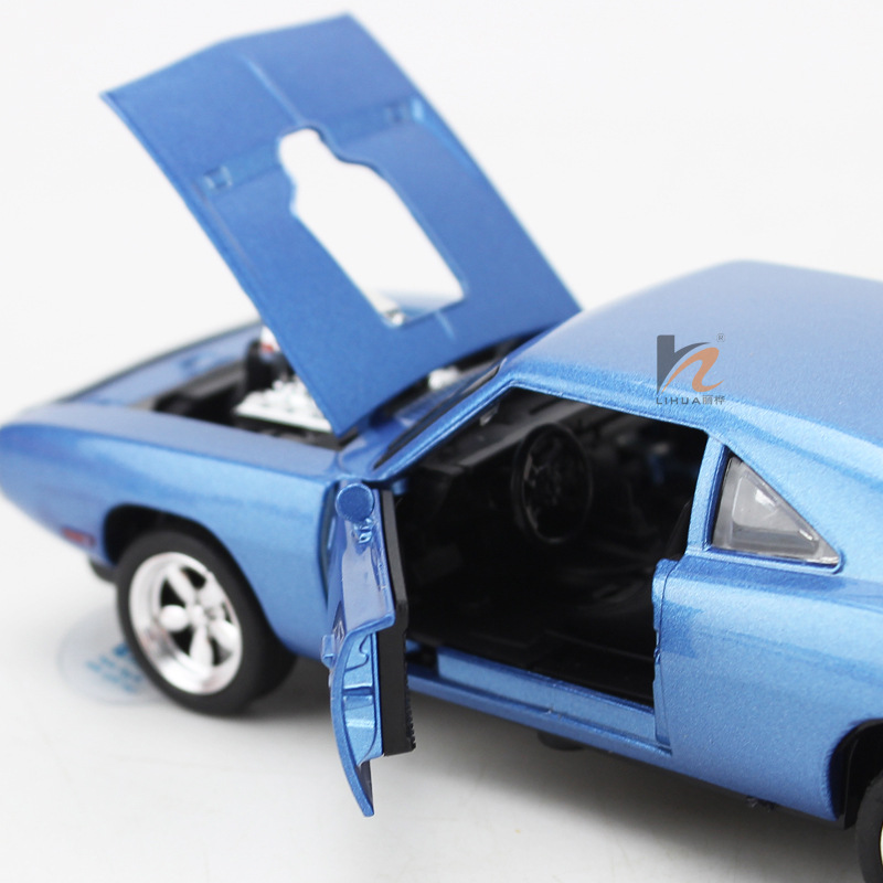 Direct manufacturers 1:32 American muscle car modified cars 1970 ...