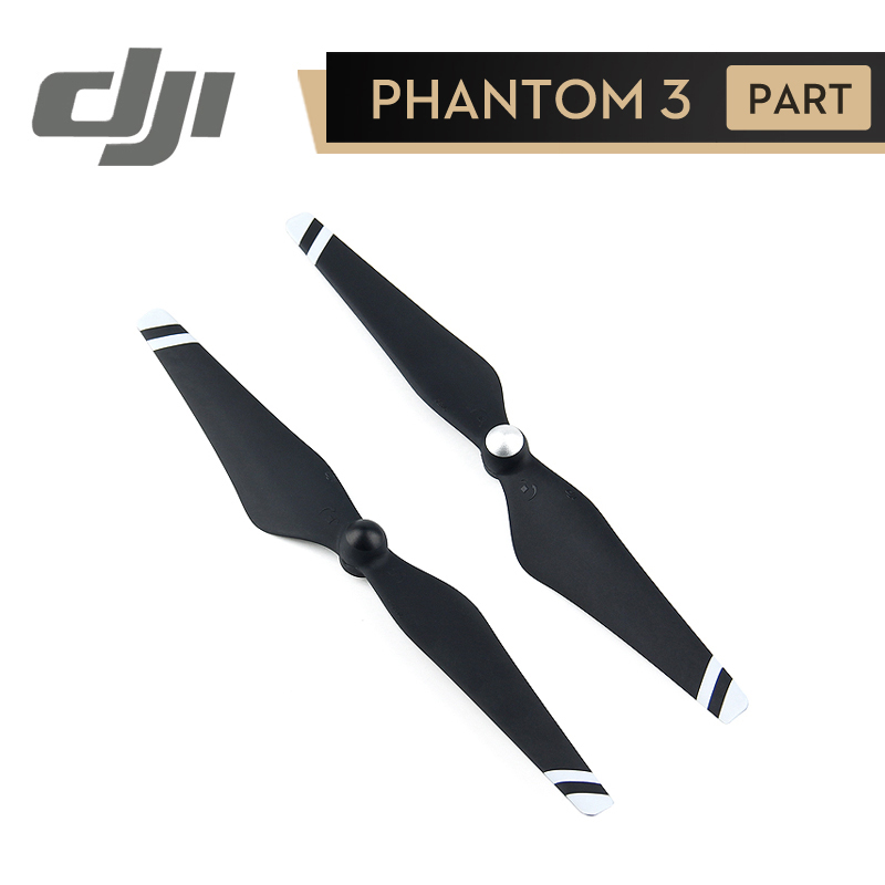 DJI Phantom 3 Drone 9450 Carbon Fiber Reinforced Self-tightening Propeller Blade
