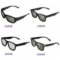 2019 электронный Регулируемый затемнения солнцезащитные очки для женщин ЖК дисплей оригинальный дизайн Liquid Crystal поляризационные линзы пряма...