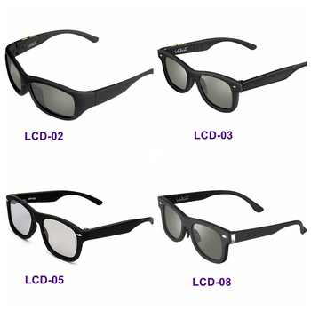2019 Electronic Adjustable Dimming Sunglasses LCD Original Design Liquid Crystal Polarized Lenses Factory Direct Supply - DISCOUNT ITEM  25% OFF All Category