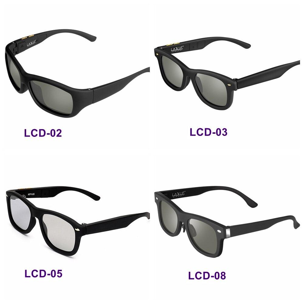 2019 gafas de sol de atenuación ajustables electrónicas LCD diseño Original cristales líquidos polarizados suministro directo de fábrica