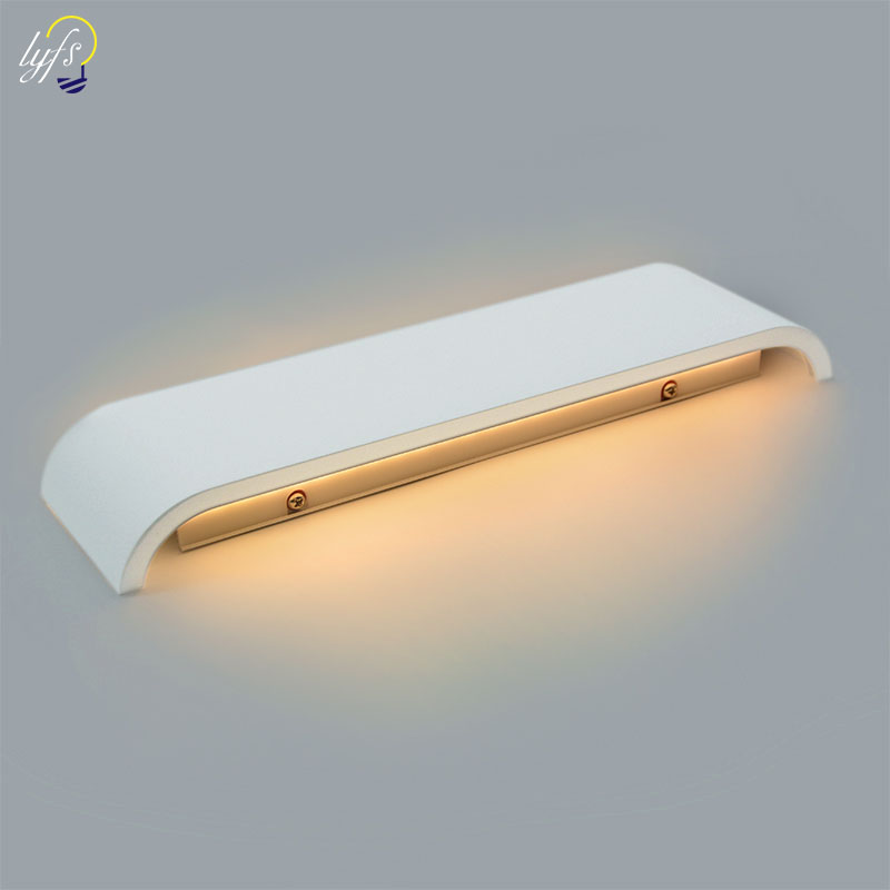 Lyfs Led Wall Lamps Wall Mounted Modern Wall Sconce Lustre Aluminum Wall Light For Living Room Lights & Lighting Led Lamps