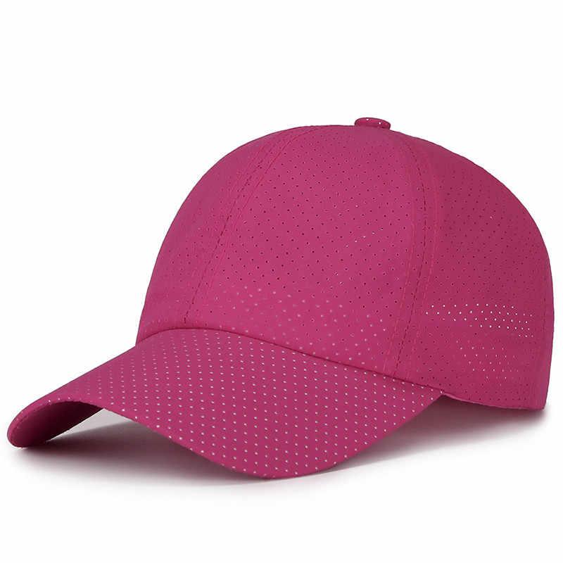 מתכוונן גברים של בייסבול Caps קיץ רגיל מעוקל מגן שמש כובעי נשים מוצק צבע כובעי Casquette חיצוני אופנה #38