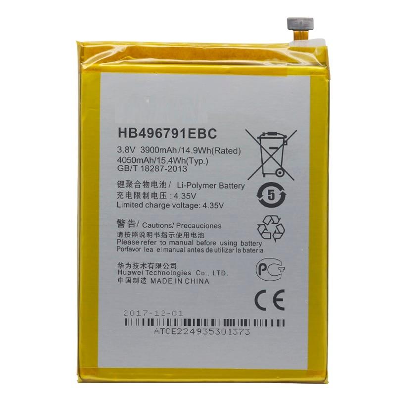 Replacement Phone Battery HB496791EBC For Huawei MATE 1 Ascend MT1-U06 MT2-L02 MT2-L05 3900mAh