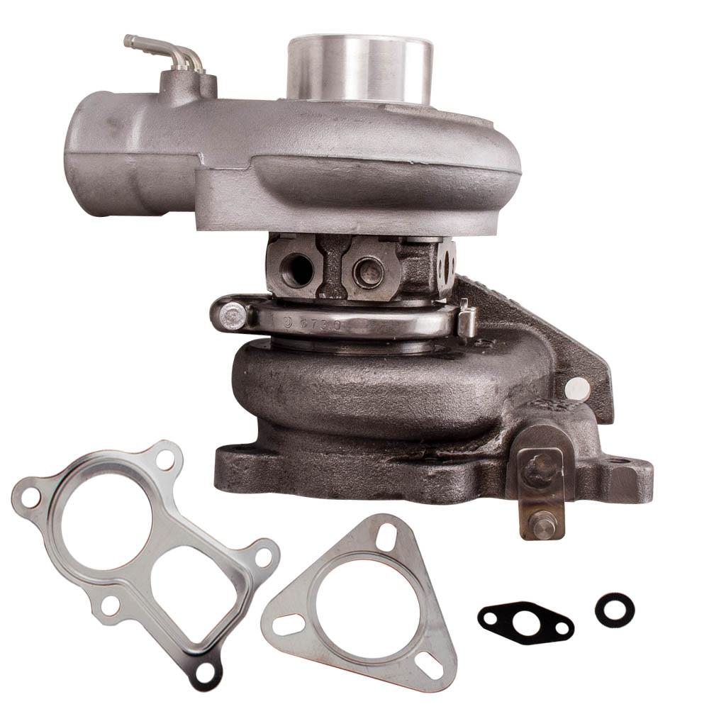 Turbo Turbocharger for Mitsubishi Triton L200 2.5L 4D56 TD04-10T TF035 Water Turbo 49177-01502; 49177-01504; 49177-01515 water cool turbo cartridge core chra td04 49177 01515 49177 01513 mr355220 for mitsubishi delicia pajero shogun l300 4d56 2 5l d