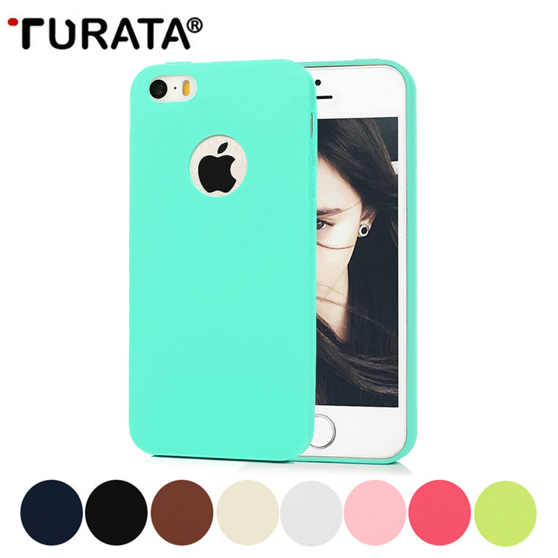 new Silicon Case Cover for iPhone 5/5s Soft Back cover IPhone 5